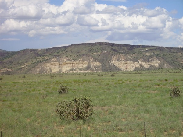 Abiquiu Formation at La Bajada