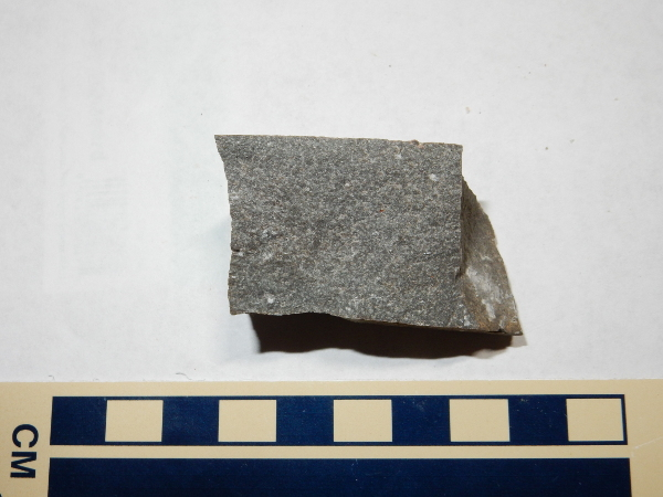 Borrega           Mesa basalt sample