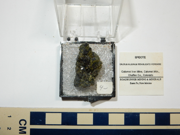 Epidote           sample