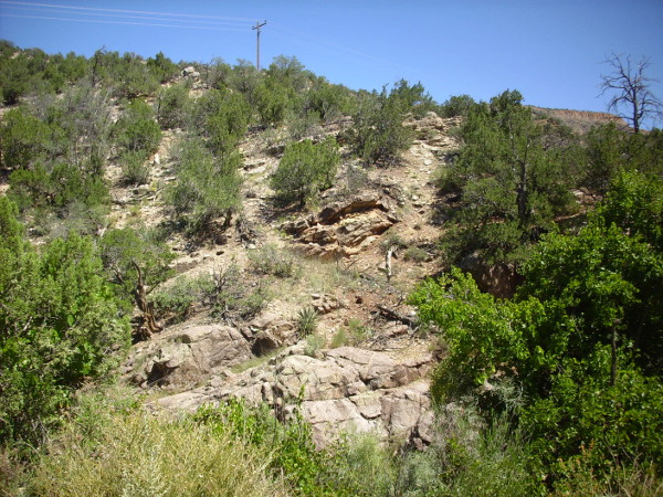 The Great Unconformity         at Guadalupe Box