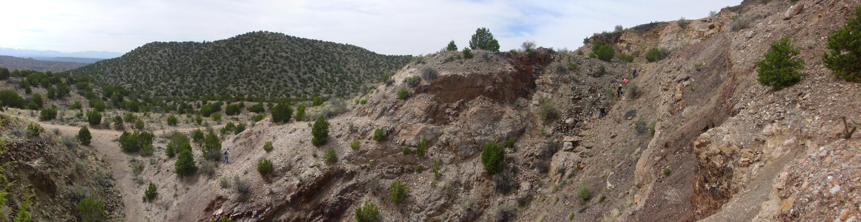 Panorama of Joseph Mine